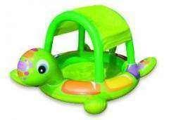 Обзор детского бассейна фирмы Intex 'Черепаха'