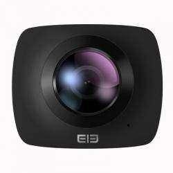 Панорамная action камера Elephone Elecam 360 - с двумя объективами и сферической съемкой 360 градусов