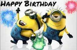 Поздравления с днем рожденья