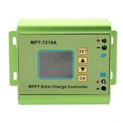 MPT-7210A MPPT контроллер заряда для солнечной установки