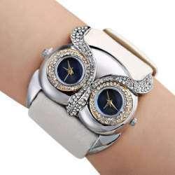 Симпатичные женские часики - копия Chopard Owl Watch