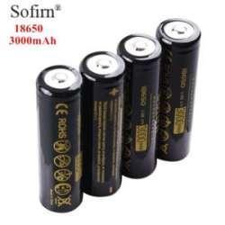 Аккумуляторы Sofirn - 18 650/14 500