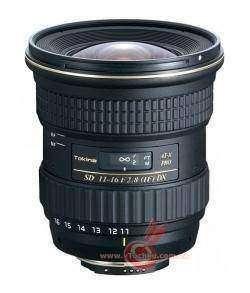 Обзор сверхширокоугольного объектива Tokina AT-X 116 PRO DX AF Canon EF-S