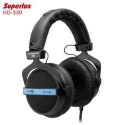 Большие мониторные наушники Superlux HD-330