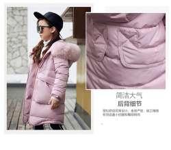 Теплая куртка для девочки.