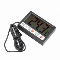 Термометр на два датчика + бонус (часы)