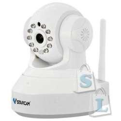 Обзор IP камеры с автоматическим вращением VStarcam C7837WIP 1.0MP P2P Wireless IP Camera