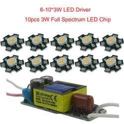LED фитолампа (DIY) -  за 15 минут