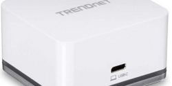 Краткий обзор док-станции TRENDnet USB-C