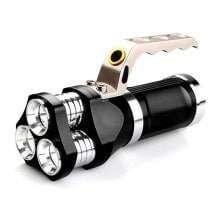 3х3: Ручной светодиодный фонарь на 3х18650 и 3хXM-L*