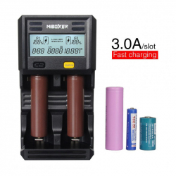 Обзор зарядного устройства Miboxer C2-6000