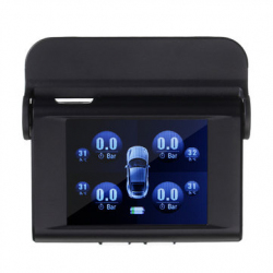 TPMS-система мониторинга давления и температуры в шинах автомобиля