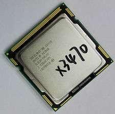 Процессор Xeon x3470 в разгоне. Унижаем современный i7 7700