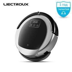 LIECTROUX B6009 - робот-пылесос, который может строить планы...