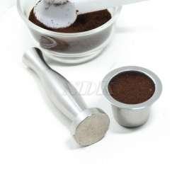 Recups многоразовая кофе капсула или как экономить на капсулах nespresso