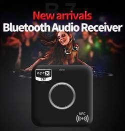 Беспроводной Bluetooth аудио ресивер B7 с поддержкой aptX - Расширяем функционал домашнего музыкального центра и автомагнитолы