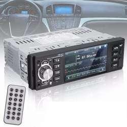 Однодиновая автомобильная магнитола DME-4019 с 4,1 дюймовым сенсорным экраном