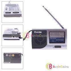 Mini Portable AM FM Pocket Broadcasting Radio