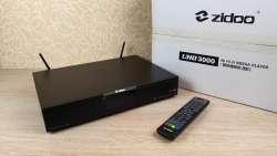 Обзор Zidoo UHD3000: 4K Hi-Fi-медиаплеер премиального класса