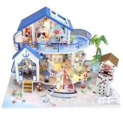 Кукольный DIY домик 'Легенда о синем море'