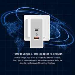 Зарядное устройство T-phox PD 30W