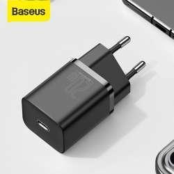 Маленькая зарядка Baseus Super Si 20W с сюрпризом
