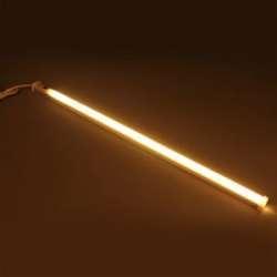 Теплая лампа с бесконтактным управлением - обзор, установка, замеры