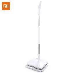 Беспроводная электрическая швабра-полотер от Xiaomi