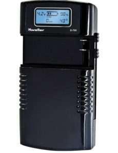 Обзор универсальной зарядки для фотоаппаратов и видеокамер Kweller D-700