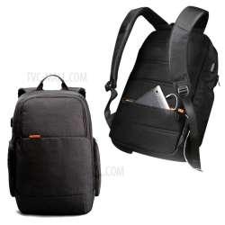 Влагозащищенный рюкзак для ноутбука 15,6' от KINGSONS. Плюс 'противоугонный' карман