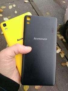 Яркая сменная крышка для Lenovo А7000