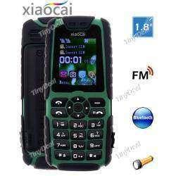XIAOCAI X6 - телефон и power bank в одном флаконе