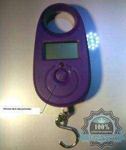 Цифровые весы до15 килограмм