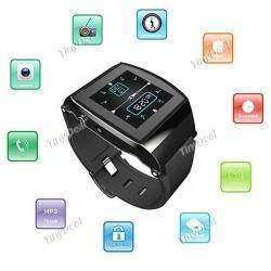 Uwatch Upro - Умные часы, которые не просто будут «пультом» от вашего смартфона, но заменят его.