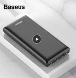 Обзор Baseus 30000mAh Power Bank - старый, но мощный (с)