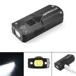 Astrolux K1. Плоский наключник с тремя светодиодами и зарядкой через Micro-USB