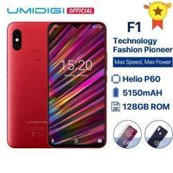 Китайский смартфон Umidigi F1. Удивил!