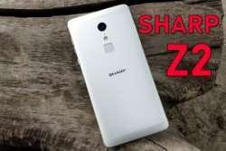 Смартфон SHARP Z2 - самурай в отставке или бывший топ по цене бюджетника
