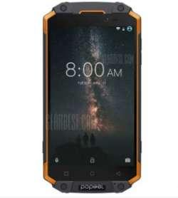 Poptel P9000 MAX - бодрый защищенный смартфон. Обзор с краштестами!