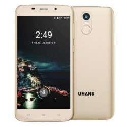 Смартфон Uhans A6: новый бюджетник на Android 7.0