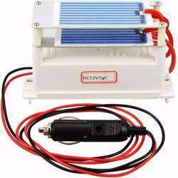 Генератор озона производительностью 7 грамм O3 в час, работающий от 12 Вольт