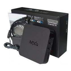 Бюджетный TV-box MXQ за недорого.