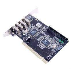 VIA Chipset SATA + IDE + 4 х USB I \ Новая жизнь старого привода DVD-RW + напильник