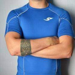 Компрессионная мужская футболка, копия бренда Take Five