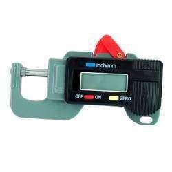Электронный микрометр-толщиномер