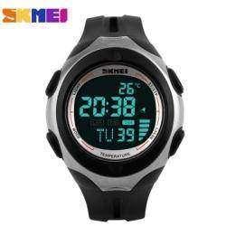 Skmei - спортивные часы с термометром
