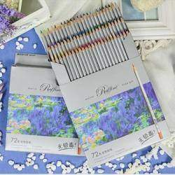 Цветные карандаши Marco 'Raffine' из Поднебесной