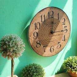 На сколько же они деревянные, эти настенные часы деревянные?