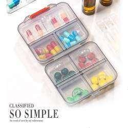 Разные таблетницы