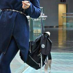 Женский повседневный/городской рюкзачок, New Casual Women Girl Candy Color Backpack Waterproof Nylon Sport Bags